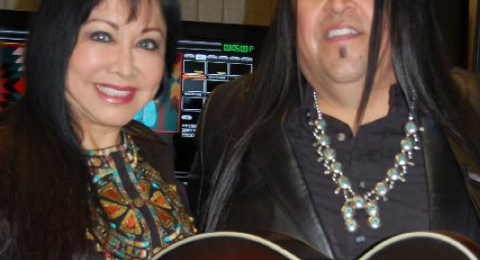 Rudy Parris – On Native Voice TV