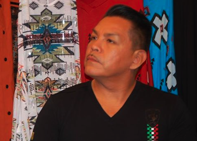 Wendell Sakiestewa – Native Clothing Designer