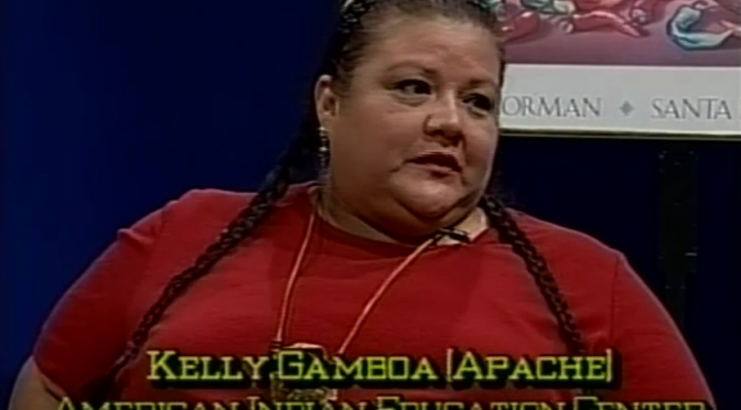 Kelly Gamboa