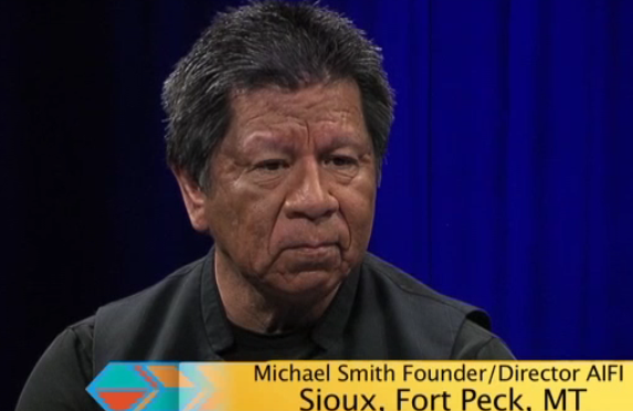 NVTV – Michael Smith, American Indian Film Festival, Founder and Director
