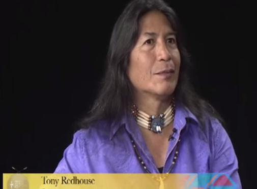 NVTV – Tony Redhouse (Navajo Nation)