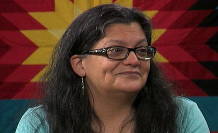 "NVTV – Deborah A Miranda (Chumash), Author of ""Bad Indians"""