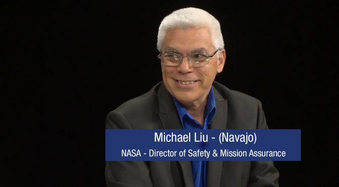 "NVTV – Michael Liu (Navajo) – ""Safety & Mission Assurance"""