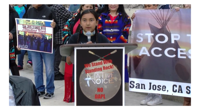 NVTV – Standing Rock Support and Assemblyman Ash Calra
