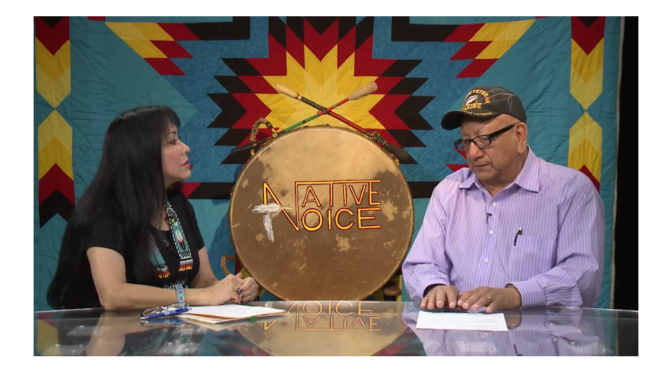NVTV – Standing Rock Update (Richard Charging Eagle)