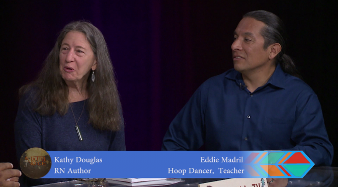 NVTV – Eddie Madril and Kathy Douglas – 'The Dance of Caring'